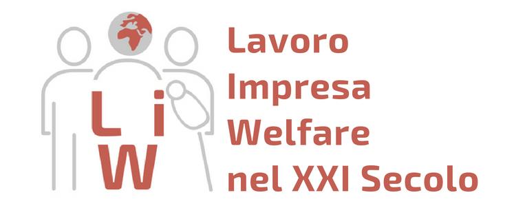 Lavoro Impresa Welfare nel XXI Secolo